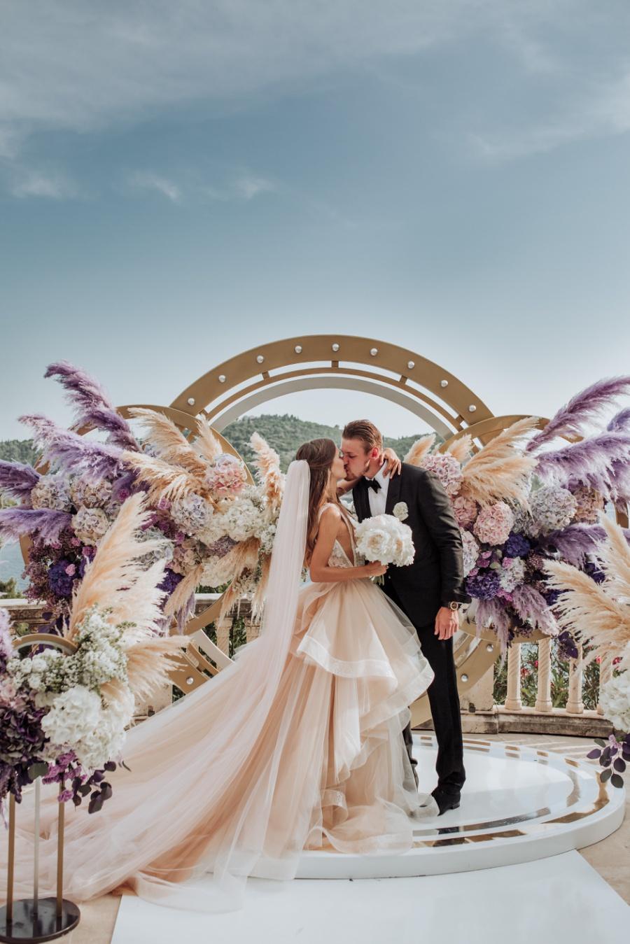 luxury dubrovnik destination wedding